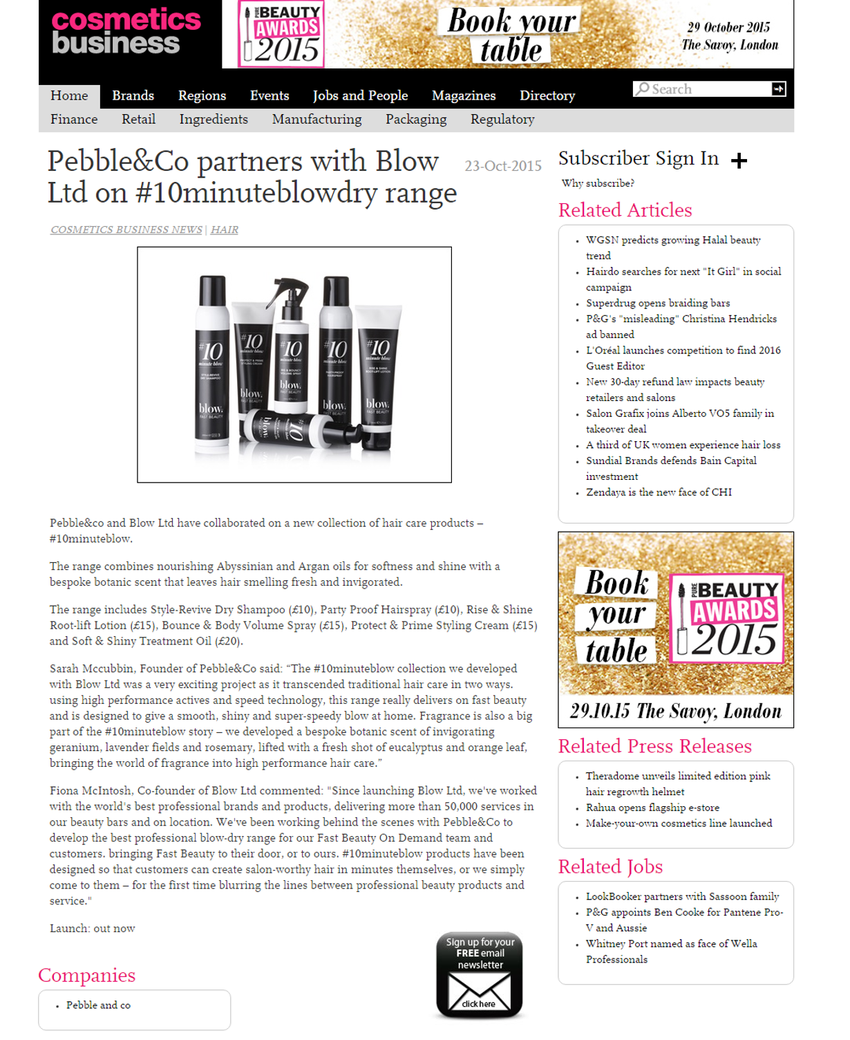 23-10-2015-cosmeticbusiness-com-pc-and-blow-partnership